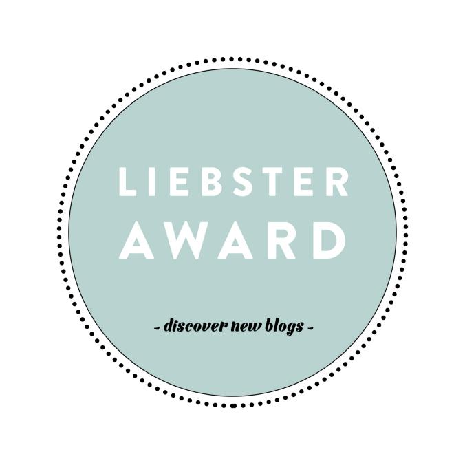 Liebster Award! - Define Her Allure